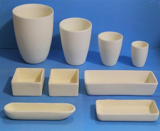 Керамические тигли