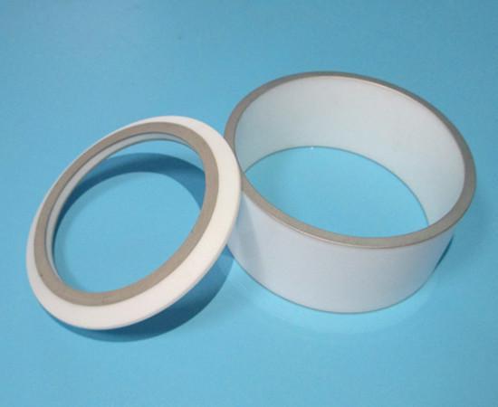 металлизированные алундовые трубки