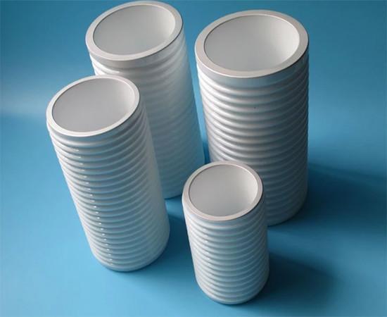 керамические изоляторы с металлизацией