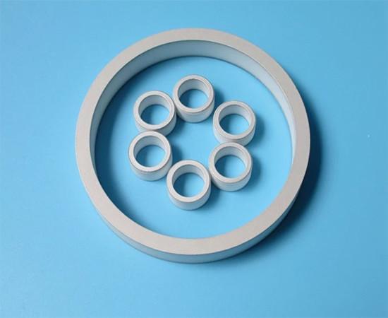 трубки с металлизацией керамические