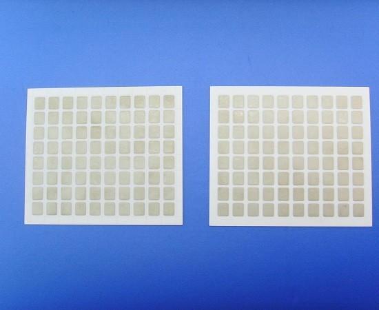 подложки металлизированные керамические