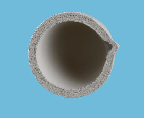 Тигель для плавки металлов керамический