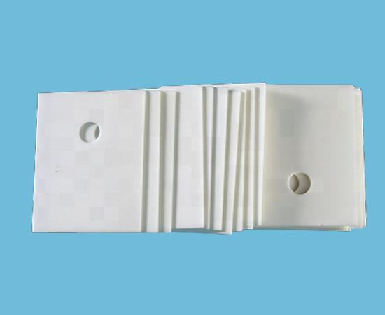 Прокладки для транзисторов из оксида бериллия