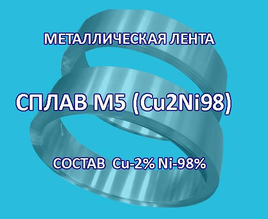 лента CuNi 0298