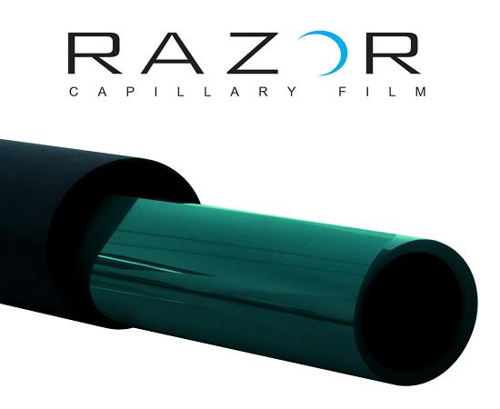 Капиллярная пленка Chromaline Razor серия