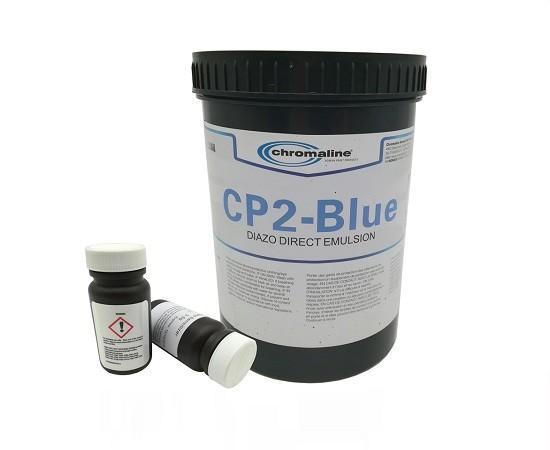 Chromaline photo emulsion 23