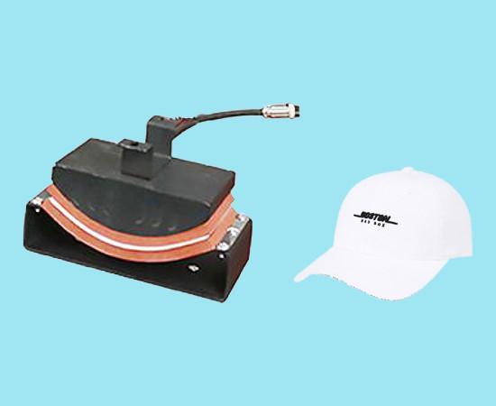 термопресс для печати на кепках и бейсболках